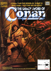 Savage Sword of Conan The Barbarian (The) (1974) -209- Who Dares Defy the Spider God?