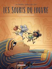 Les souris du Louvre -2- Le Damier de Babel