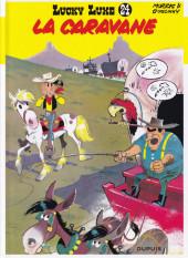 Lucky Luke -24g2011- La caravane