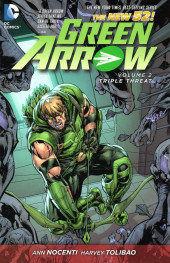 Green Arrow (2011) -INT02- Triple Threat