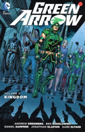 Green Arrow (2011) -INT07- Kingdom