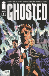 Ghosted (2013) -1- Issue #1