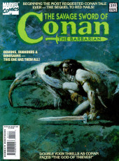 Savage Sword of Conan The Barbarian (The) (1974) -211-