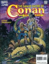 Savage Sword of Conan The Barbarian (The) (1974) -215- Conan Triumphant