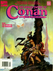 Savage Sword of Conan The Barbarian (The) (1974) -218- The Return of the Barbarian