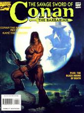 Savage Sword of Conan The Barbarian (The) (1974) -219- Conan the Barbarian Meets Kane the Puritan!