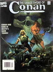 Savage Sword of Conan The Barbarian (The) (1974) -220- Conan and Kane in Death's Dark Tower