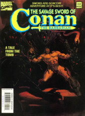 Savage Sword of Conan The Barbarian (The) (1974) -224- A Tale From the Tomb