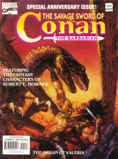 Savage Sword of Conan The Barbarian (The) (1974) -225- Special Anniversary Issue!