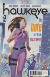 Hawkeye (2017) -3- The Hate for Kate Escalates!