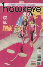 Hawkeye (2017) -4- Bye, Bye, Katie!