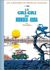 Spirou et Fantasio -25TT- Le gri-gri du Niokolo Koba