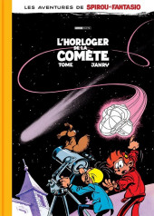 Spirou et Fantasio -36TT- L'horloger de la comète