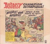 Astérix (Elf) -3- Champion Olympique