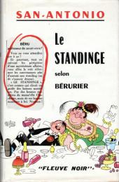 (AUT) Dubout - Le standinge selon Bérurier