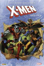 X-Men (L'intégrale) -1c2019- 1975-1976