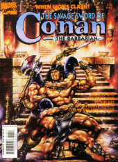 Savage Sword of Conan The Barbarian (The) (1974) -228- When Lions Clash