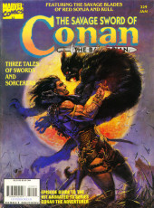 Savage Sword of Conan The Barbarian (The) (1974) -229- (sans titre)