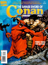 Savage Sword of Conan The Barbarian (The) (1974) -231- (sans titre)