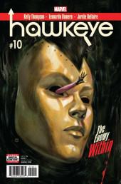 Hawkeye (2017) -10- The enemy within