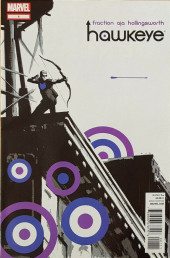 Couverture de Hawkeye (2012) -1- Lucky
