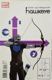 Hawkeye (2012) -2- Vagabond code