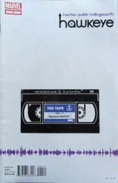 Hawkeye (2012) -4- The Tape 1 of 2