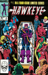 Hawkeye (1983) -4- Till Death Do Us Part