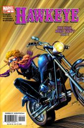 Hawkeye (2003) -2- The High, Hard Shaft Part 2