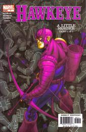 Hawkeye (2003) -7- A Little Murder, Part 1