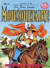 Mousquetaire (Éditions Mondiales) -37- Numéro 37