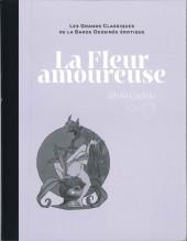 Les grands Classiques de la Bande Dessinée érotique - La Collection -9092- La fleur amoureuse