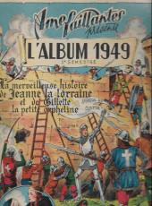 (Recueil) Ames vaillantes - Album 1949 (2ème semestre) du n°27 au n°52