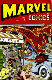 Marvel Mystery Comics (Timely - 1939) -74- (sans titre)