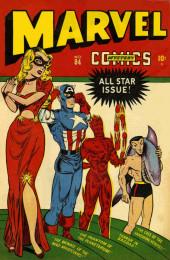 Marvel Mystery Comics (Timely - 1939) -84- (sans titre)