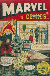 Marvel Mystery Comics (Timely - 1939) -85- Murders from the Past!