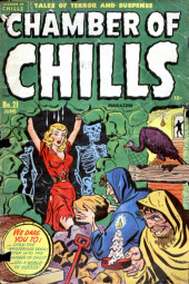 Chamber of Chills (Harvey - 1951) -1- (sans titre)
