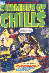 Chamber of Chills (Harvey - 1951) -5- (sans titre)