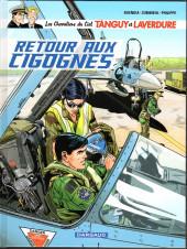 Tanguy et Laverdure -33- Retour aux Cigognes