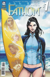 Michael Turner's Fathom Vol.6 (Aspen comics - 2017) -1B- Part 1 of 8
