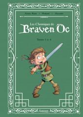 Les chroniques de Braven Oc - Recueil - tomes 1 à 4