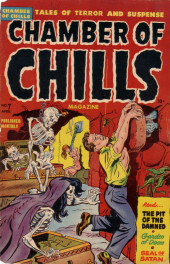Chamber of Chills (Harvey - 1951) -7- (sans titre)