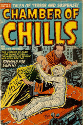 Chamber of Chills (Harvey - 1951) -8- Formula for Death!