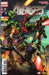 Avengers (Marvel France - 2013) -1VC01- Le monde des avengers