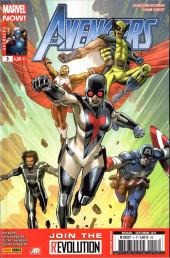Avengers (Marvel France - 2013) -3- Super garde