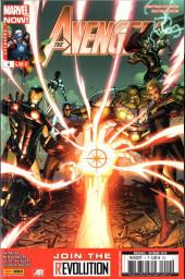 Avengers (Marvel France - 2013) -4- La marque de l'étoile