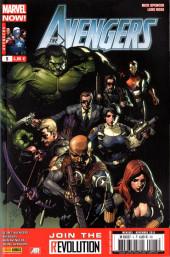 Avengers (Marvel France - 2013) -5- Enfants de l'étoile