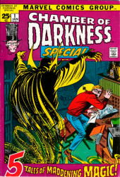 Chamber of Darkness (Marvel - 1969) -Special01- 5 tales of maddening magic!