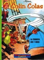 Colin Colas -HS- La terreur des 7 mers