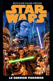 Star Wars - Récits d'une galaxie lointaine -7- Le dernier Padawan